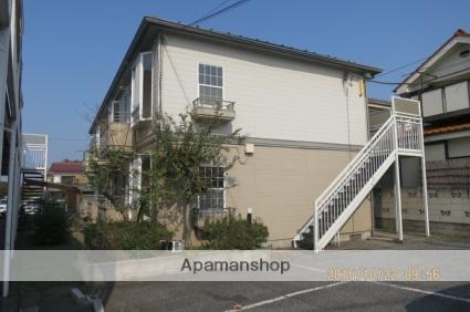 埼玉県狭山市、狭山市駅徒歩22分の築25年 2階建の賃貸アパート