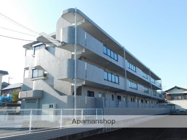 埼玉県狭山市、狭山市駅徒歩14分の築24年 3階建の賃貸マンション