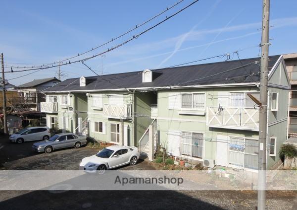 埼玉県狭山市、狭山市駅徒歩5分の築27年 2階建の賃貸アパート