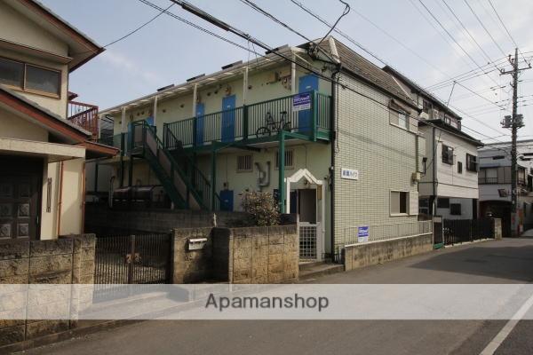 埼玉県狭山市、狭山市駅徒歩5分の築24年 2階建の賃貸アパート