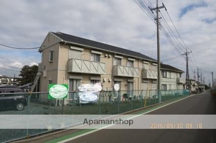 埼玉県狭山市、狭山市駅徒歩13分の築21年 2階建の賃貸アパート
