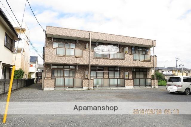 埼玉県狭山市、狭山市駅徒歩10分の築18年 2階建の賃貸マンション