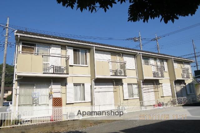 埼玉県狭山市、入間市駅徒歩28分の築25年 2階建の賃貸アパート