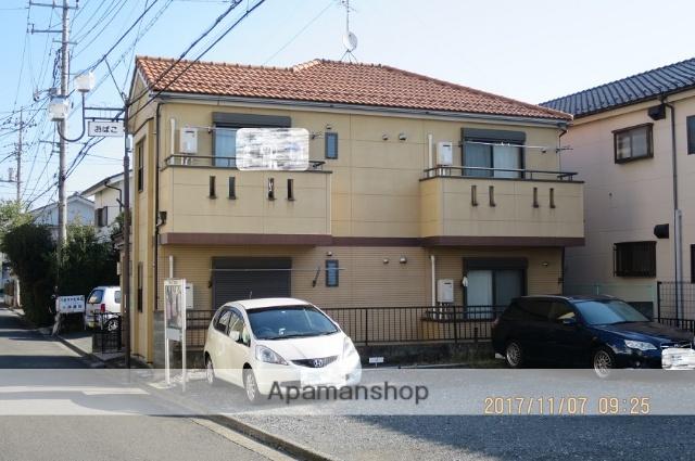 埼玉県狭山市、新狭山駅徒歩2分の築12年 2階建の賃貸アパート
