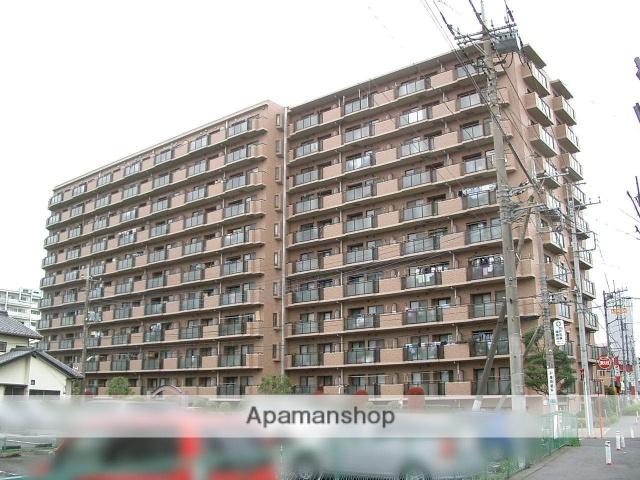 埼玉県入間市、稲荷山公園駅徒歩17分の築21年 11階建の賃貸マンション