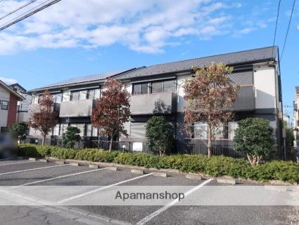 埼玉県飯能市、東飯能駅徒歩13分の築20年 2階建の賃貸アパート