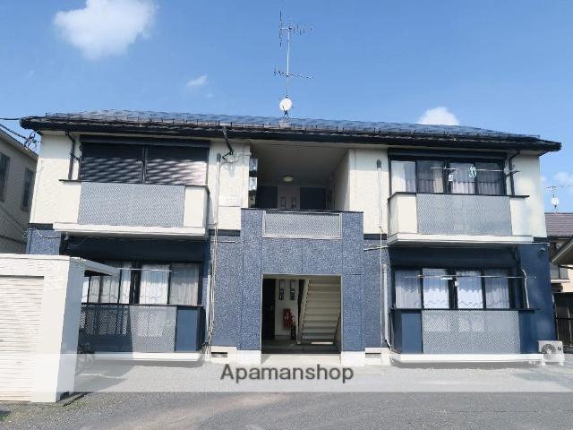 埼玉県飯能市、飯能駅徒歩19分の築15年 2階建の賃貸アパート