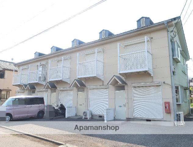 埼玉県入間市、武蔵藤沢駅徒歩24分の築26年 2階建の賃貸テラスハウス