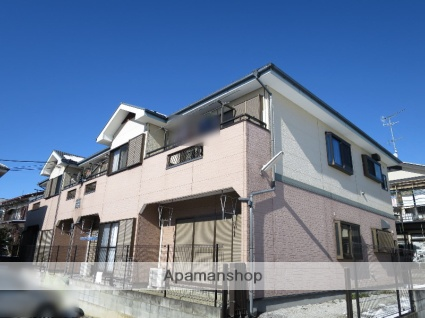 埼玉県飯能市、東飯能駅徒歩27分の築14年 2階建の賃貸アパート