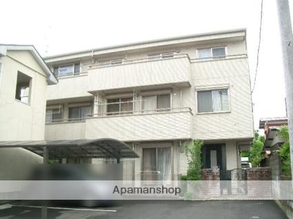 埼玉県飯能市、東飯能駅徒歩5分の築11年 3階建の賃貸マンション