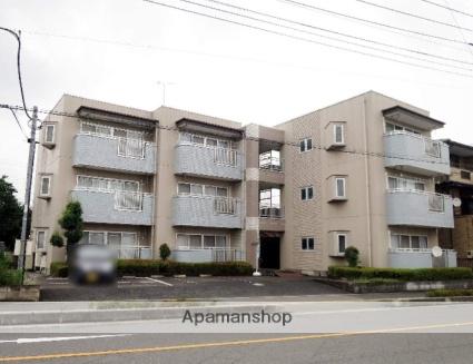 埼玉県飯能市、東飯能駅徒歩10分の築19年 3階建の賃貸マンション