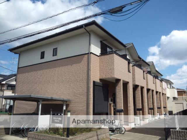 埼玉県入間市、入間市駅西武バスバス20分入間市博物館下車後徒歩4分の築10年 2階建の賃貸テラスハウス