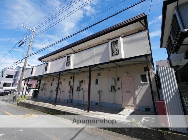 埼玉県狭山市、狭山市駅徒歩10分の築31年 2階建の賃貸アパート