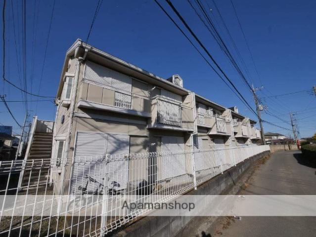埼玉県狭山市、狭山市駅徒歩13分の築25年 2階建の賃貸アパート