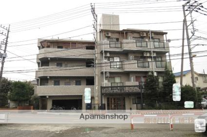 埼玉県狭山市、狭山市駅徒歩11分の築24年 4階建の賃貸マンション