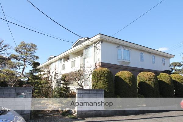 埼玉県狭山市、入間市駅徒歩27分の築23年 2階建の賃貸アパート