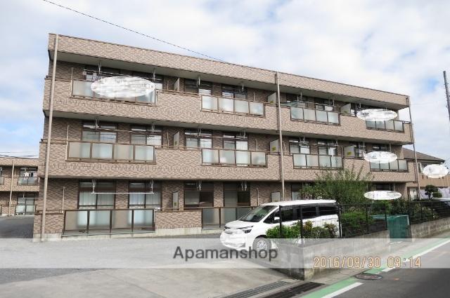 埼玉県狭山市、狭山市駅徒歩10分の築18年 3階建の賃貸マンション