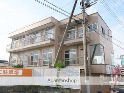 埼玉県入間市、入間市駅徒歩15分の築33年 3階建の賃貸マンション