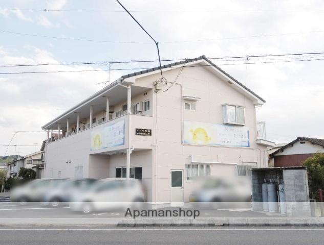 埼玉県入間市、仏子駅徒歩15分の築24年 2階建の賃貸アパート