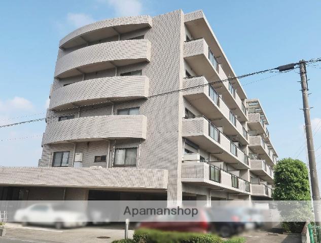 埼玉県入間市、武蔵藤沢駅徒歩10分の築22年 5階建の賃貸マンション