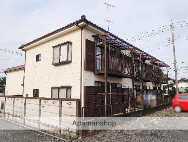 埼玉県飯能市、東飯能駅徒歩24分の築24年 2階建の賃貸アパート