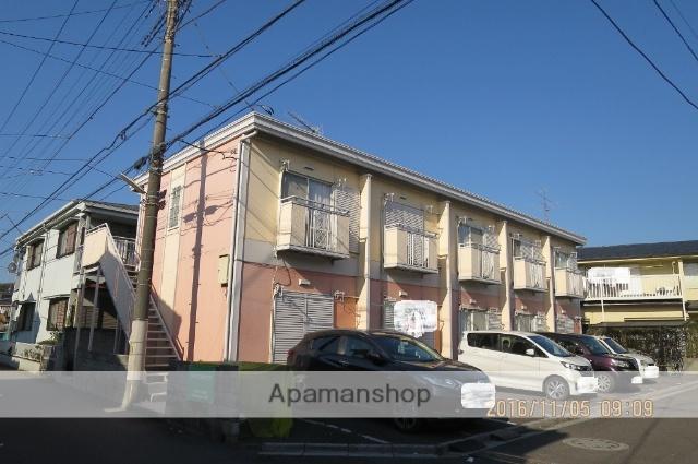 埼玉県狭山市、新狭山駅徒歩8分の築29年 2階建の賃貸アパート