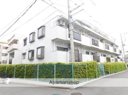 埼玉県狭山市、狭山市駅徒歩4分の築34年 4階建の賃貸マンション