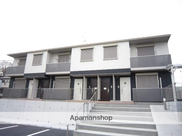 埼玉県入間市、仏子駅徒歩22分の築6年 2階建の賃貸アパート