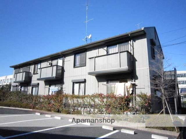 埼玉県入間市、稲荷山公園駅徒歩20分の築16年 2階建の賃貸アパート