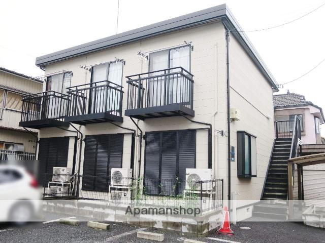 埼玉県入間市、狭山ヶ丘駅徒歩10分の築18年 2階建の賃貸アパート
