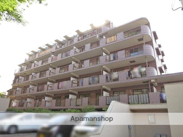 埼玉県入間市、入間市駅徒歩8分の築21年 6階建の賃貸マンション