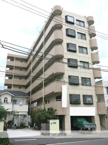 埼玉県飯能市、東飯能駅徒歩6分の築28年 7階建の賃貸マンション
