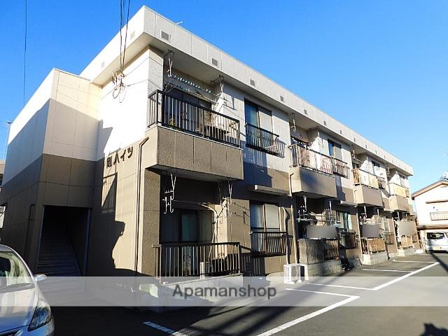 埼玉県狭山市、入曽駅徒歩25分の築29年 2階建の賃貸アパート
