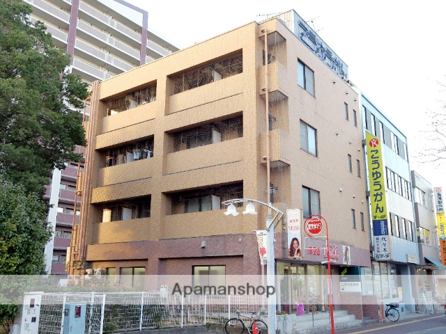 埼玉県入間市、入間市駅徒歩2分の築16年 4階建の賃貸マンション