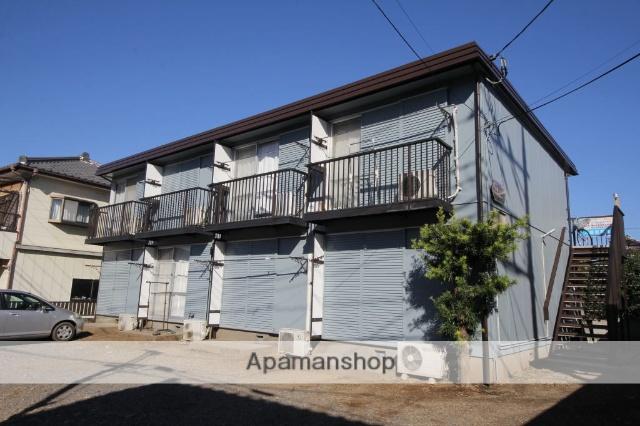 埼玉県狭山市、狭山市駅徒歩9分の築31年 2階建の賃貸アパート