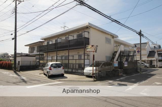 埼玉県狭山市、入曽駅徒歩24分の築40年 2階建の賃貸アパート