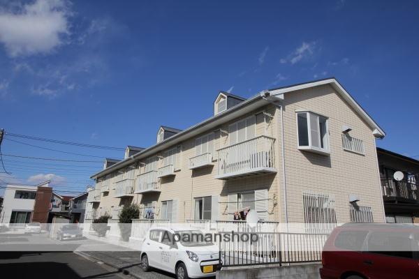 埼玉県狭山市、武蔵藤沢駅徒歩37分の築24年 2階建の賃貸アパート