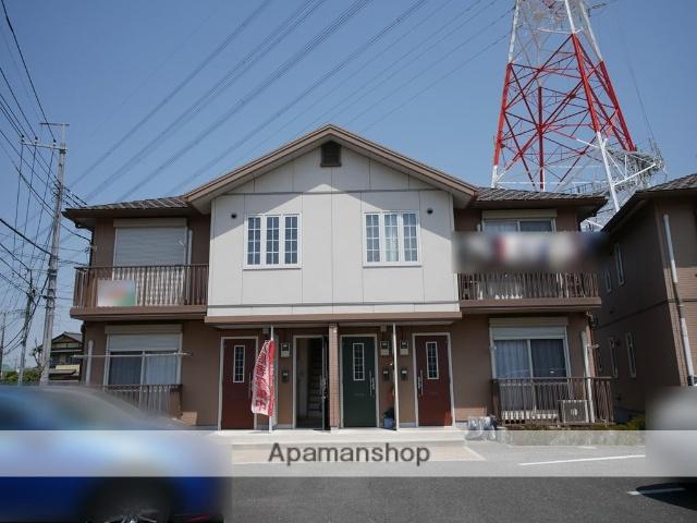 埼玉県狭山市、新狭山駅徒歩16分の築12年 2階建の賃貸アパート