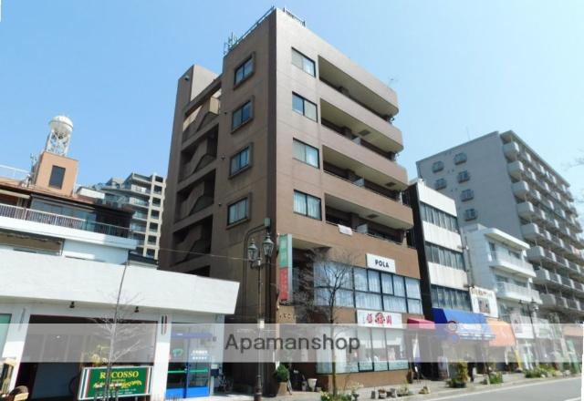 埼玉県狭山市、新狭山駅徒歩2分の築26年 6階建の賃貸マンション