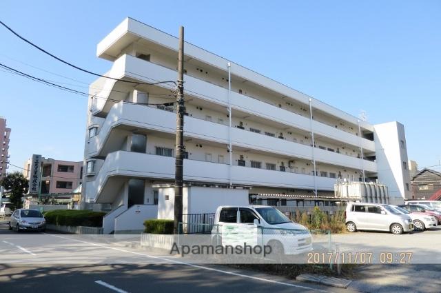 埼玉県狭山市、新狭山駅徒歩2分の築32年 4階建の賃貸マンション