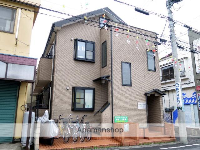 埼玉県入間市、狭山ヶ丘駅徒歩7分の築8年 2階建の賃貸アパート