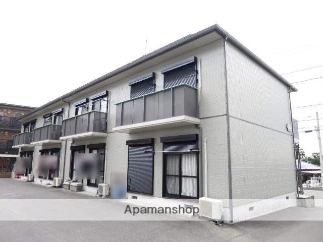埼玉県入間市、仏子駅徒歩15分の築17年 2階建の賃貸アパート