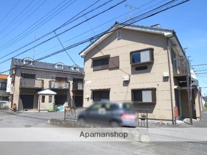 埼玉県入間市、武蔵藤沢駅徒歩10分の築25年 2階建の賃貸テラスハウス
