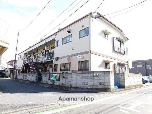 埼玉県狭山市、狭山市駅徒歩11分の築30年 2階建の賃貸アパート