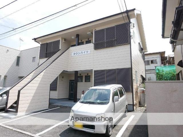 埼玉県狭山市、入曽駅徒歩29分の築22年 2階建の賃貸アパート
