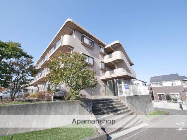 埼玉県狭山市、入曽駅徒歩35分の築21年 3階建の賃貸マンション