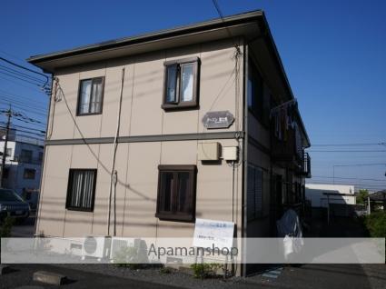 埼玉県狭山市、狭山市駅徒歩7分の築24年 2階建の賃貸アパート