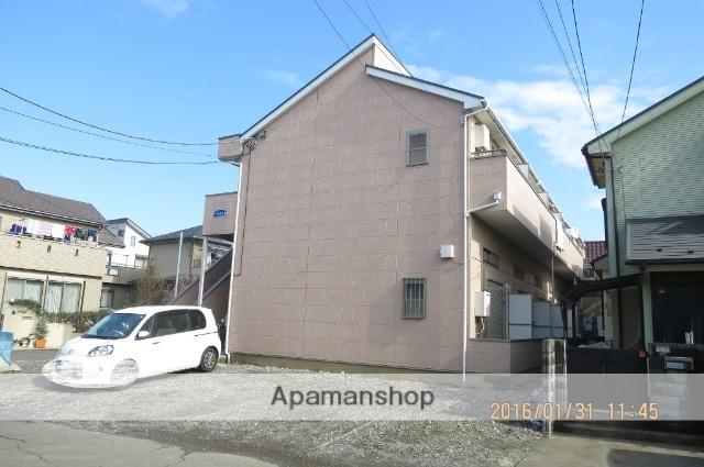 埼玉県狭山市、武蔵藤沢駅徒歩27分の築10年 2階建の賃貸アパート