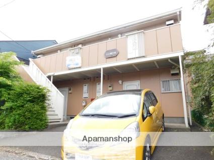 埼玉県狭山市、新狭山駅徒歩7分の築24年 2階建の賃貸アパート