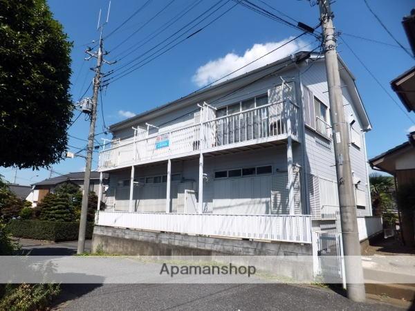 埼玉県狭山市、狭山市駅徒歩11分の築24年 2階建の賃貸アパート